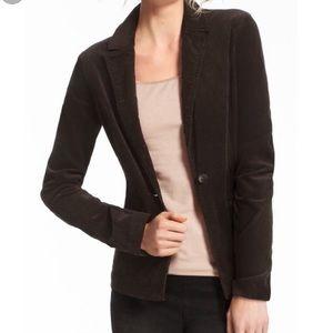 CAbi brown corduroy jacket